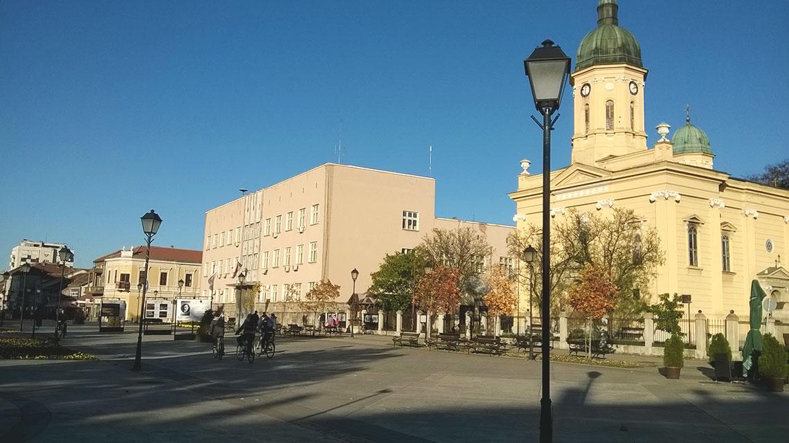 Akustične sirene u gradu Negotinu