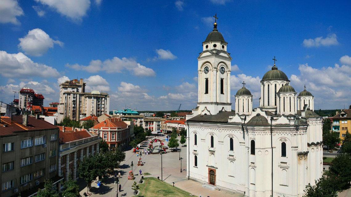 Akustične sirene u Smederevu