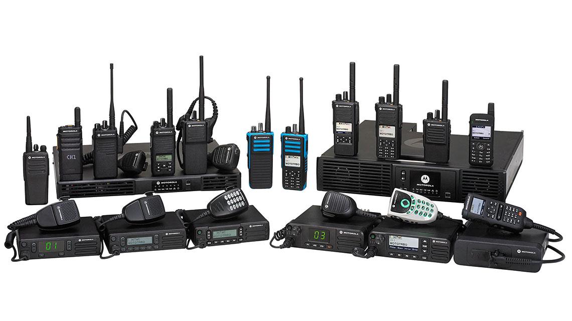 Radio sistemi MOTOTRBO