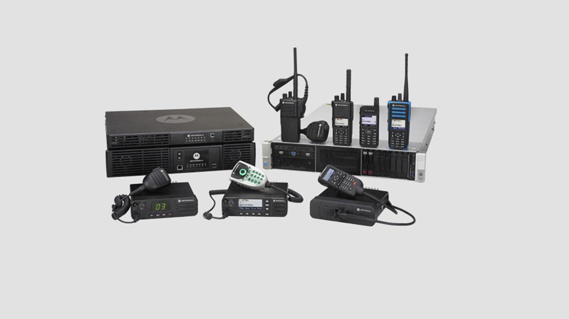 radio sistemi za uzbunjivanje